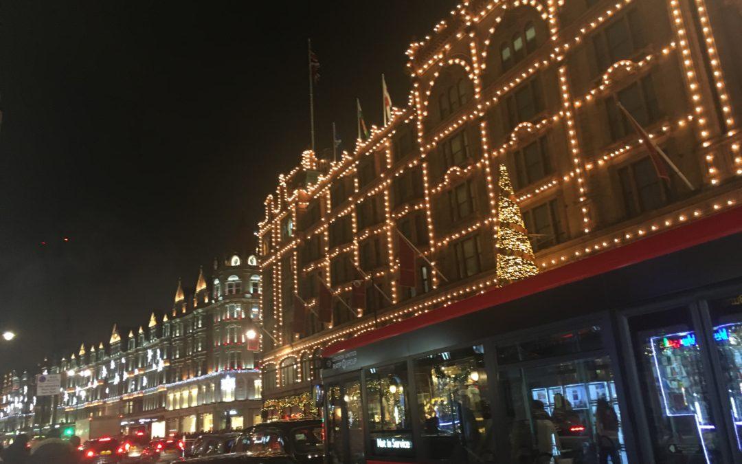 Razones para ir a Londres las próximas Navidades