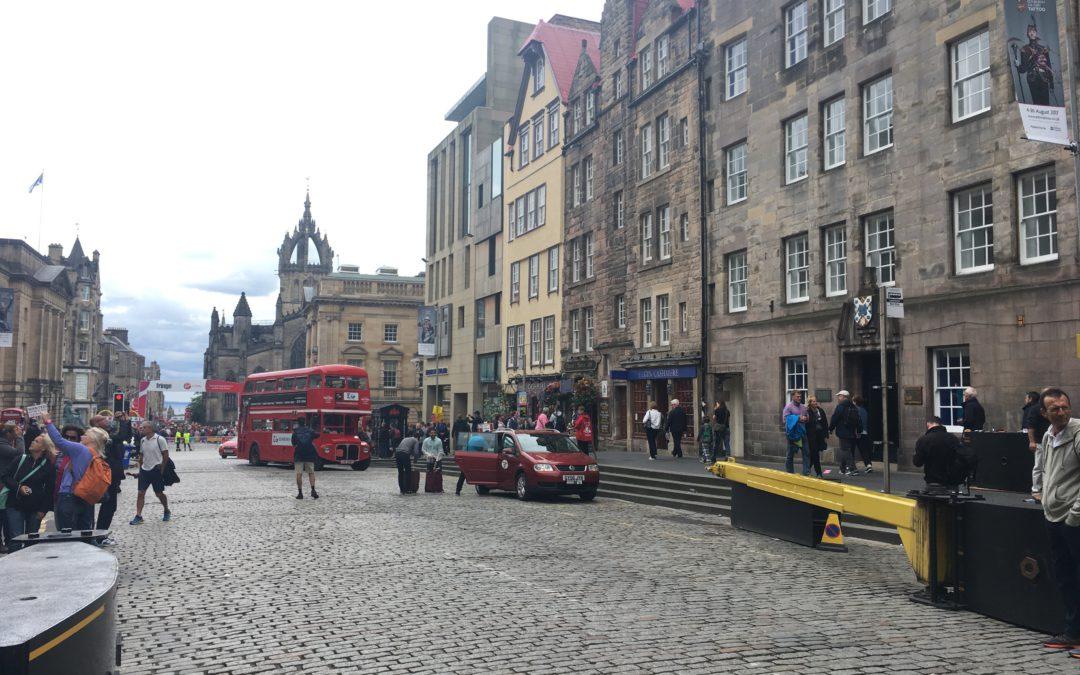 Curso en Edimburgo